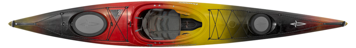 Kayak Top View